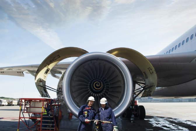 airport infrastructure elements