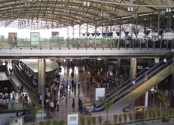Rajiv Ghandi International Airport