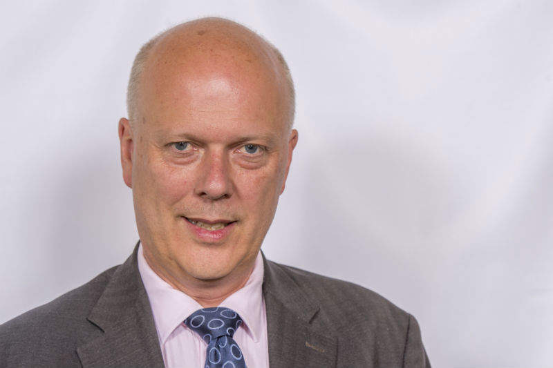 UK aviation, aircraft, air traffic control, Chris Grayling