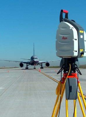 The three-mile-long runway was paved in just 41 days.
