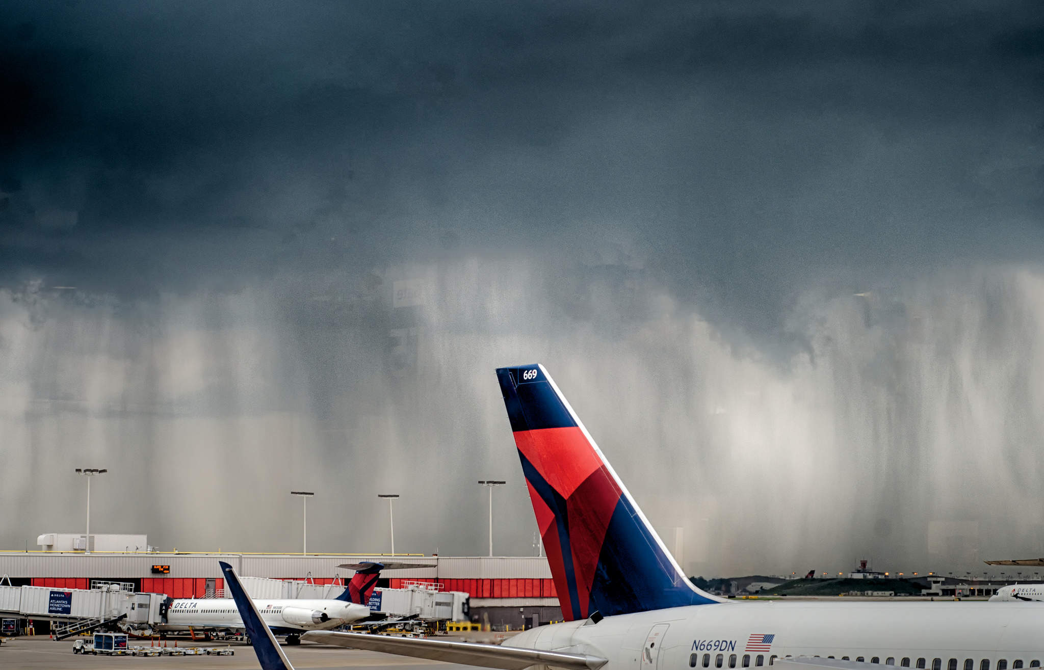 Airport weather