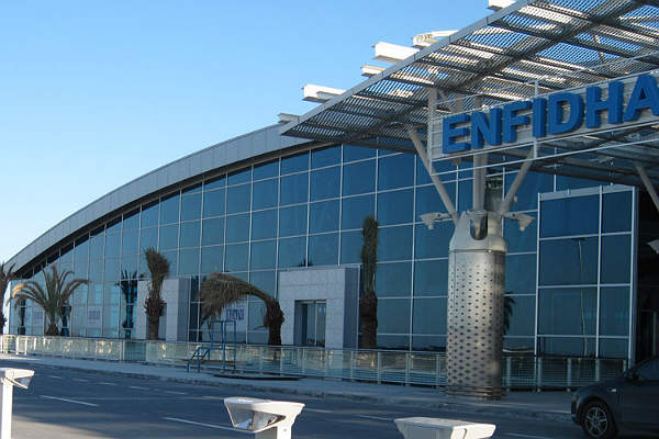 Enfidha-Hammamet airport started operations in December 2009. Image courtesy of TAV Airports Holding Co.