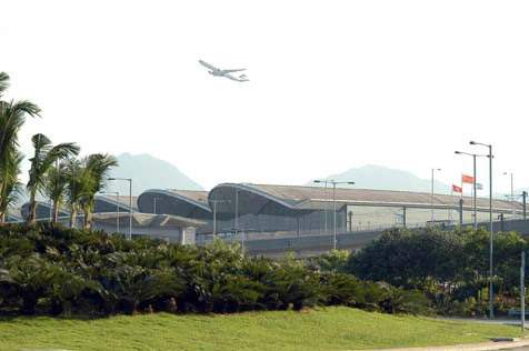The construction of Hong Kong International Airport was one of the biggest operations in the industry.