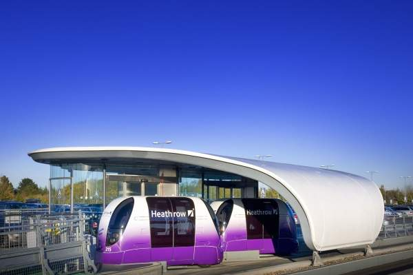 Heathrow Pod System