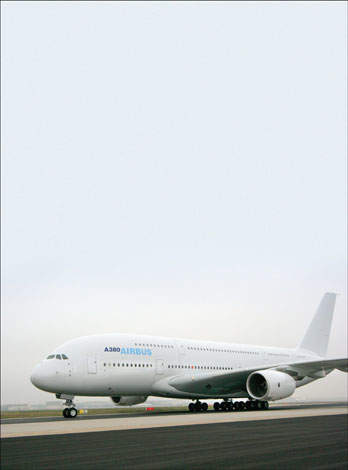 Accommodating the a 380