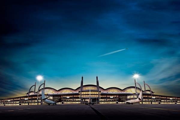 Istanbul Sabiha Gokcen International Airport.