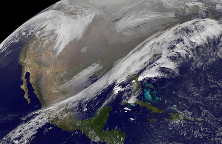 NASA weather