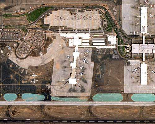 Passenger numbers at Phoenix Sky Harbor International Airport are projected to approach 50 million by 2017/18 and so the remodeling and expansion of buildings, roads and taxiways is necessary to keep up.