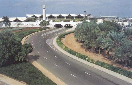 King Abdul Aziz Airport is the gateway to Saudi Arabia for a large number of pilgrims.