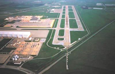 New Bedford regional airport.