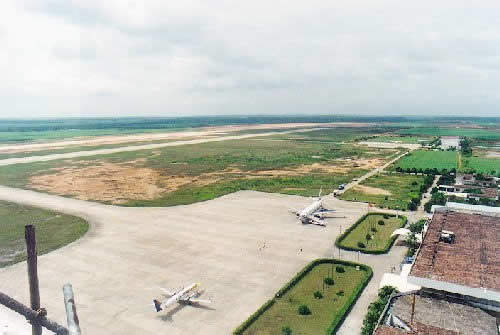 The expansion of Beihai Airport is part of China's modernisation programme to meet the increasing demands from passengers and cargo.