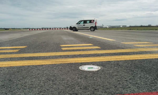 OCEM on runway
