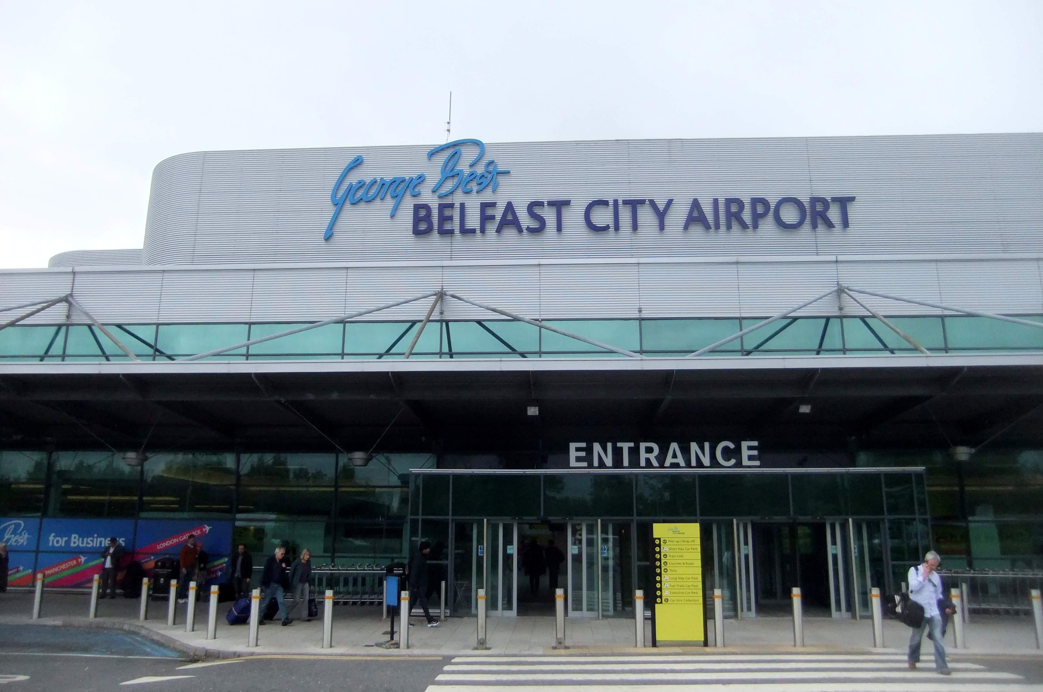 George Best airport