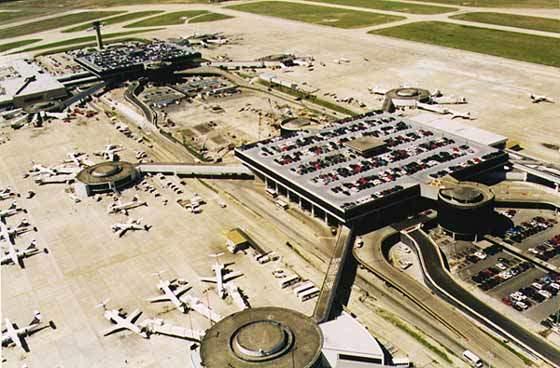 Terminals A&B