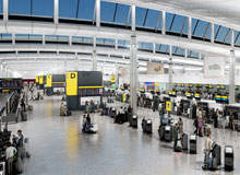 The top 10 busiest airports in the UK