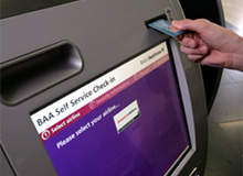 Going it Alone: Airport Self-Service Check-In Kiosks