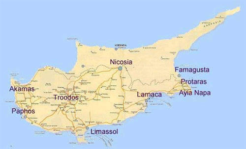 Larnaca International Airport is the largest in Cyprus, and a key destination for holidaymakers goin