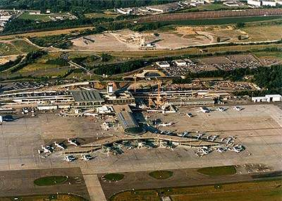 EuroAirport invested €345 million in expansion work over seven years.