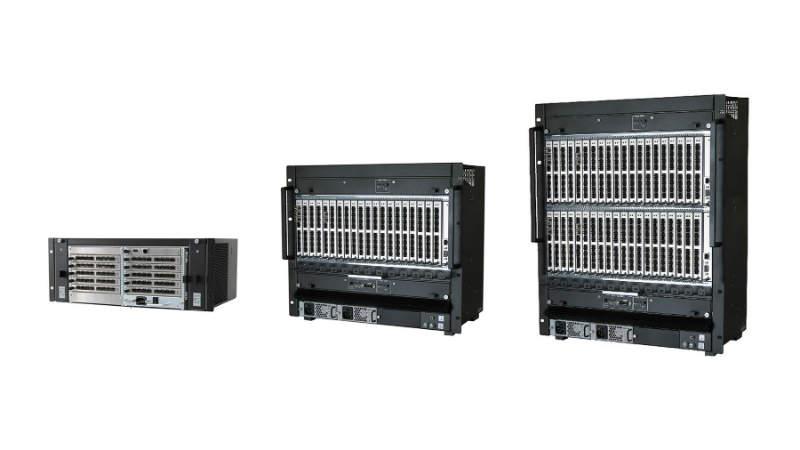 Modular DKM KVM Matrix Switches