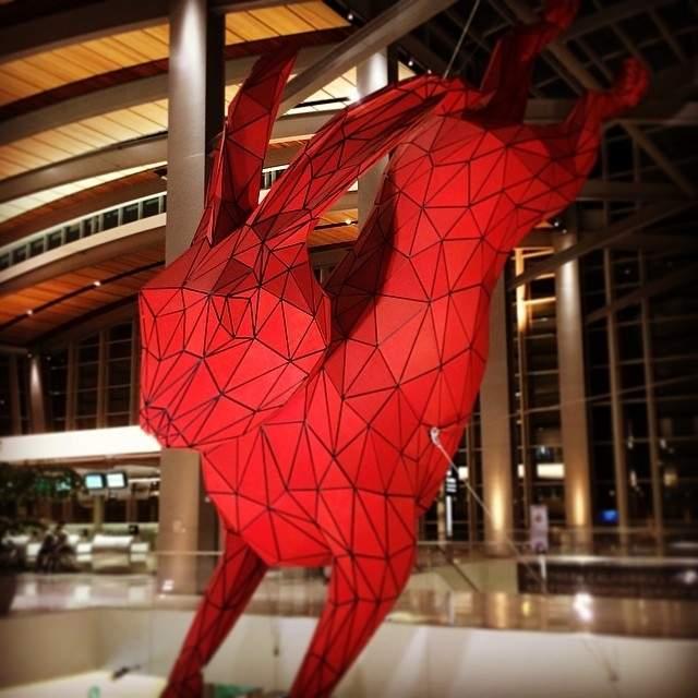 Sacramento International Airport, Leap