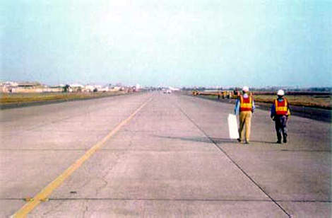 As early as mid-2002, Jorge Chavez airport felt the advantages of investment with a smoother passenger service in both domestic and international departures.