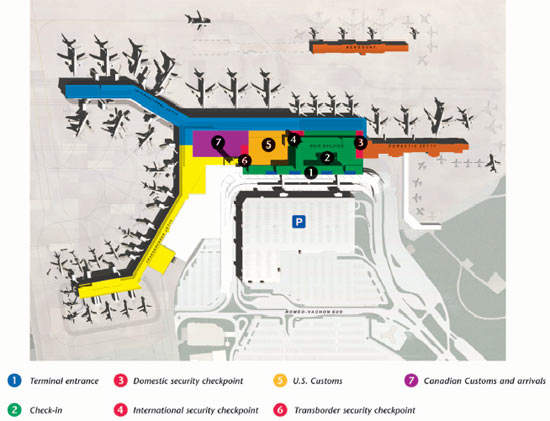 Montréal-Pierre Elliott Trudeau International - Airport ...