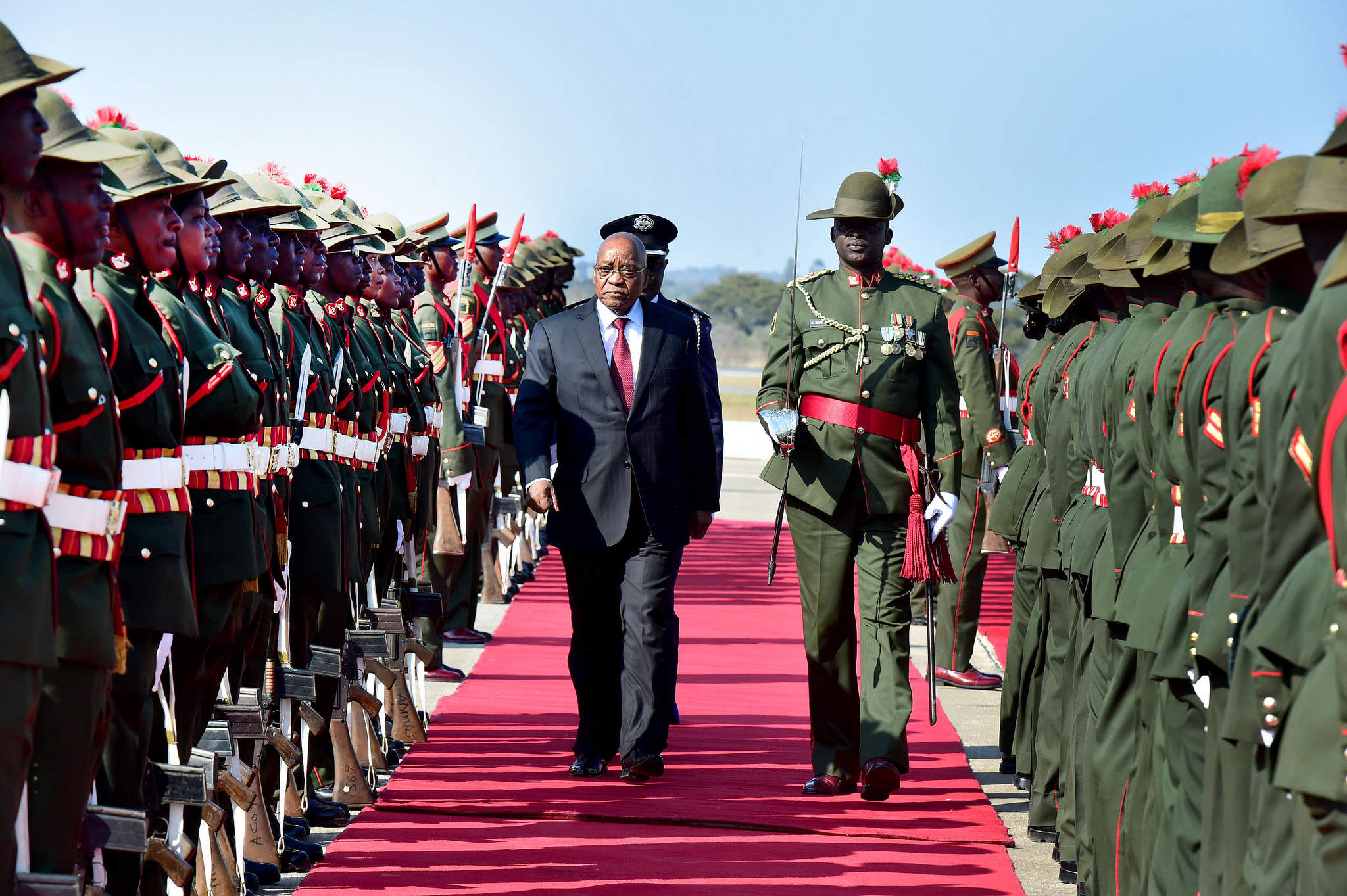 Zambia - Zuma