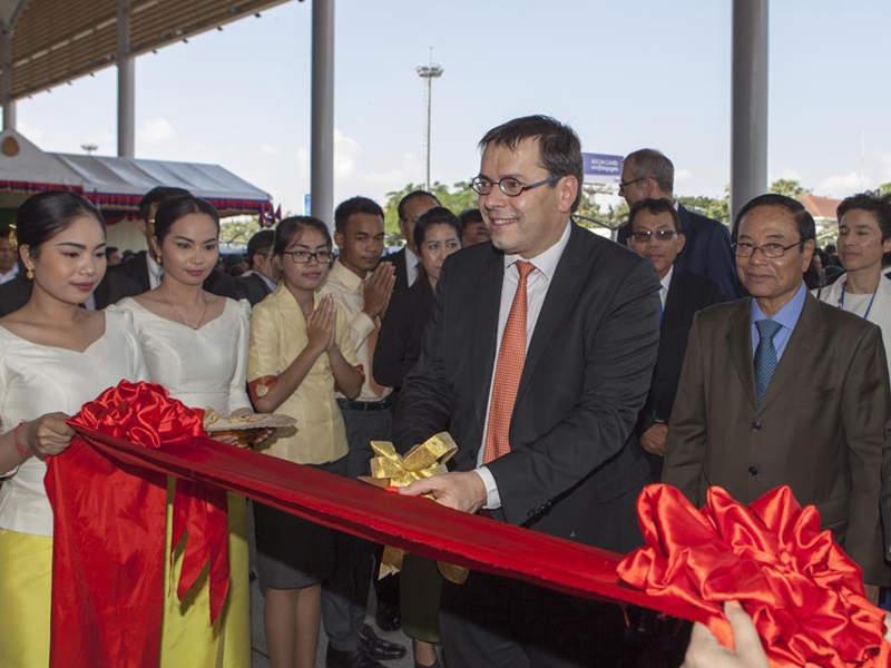 Phnom Penh International Airport Expansion