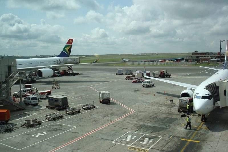 Tambo Airport