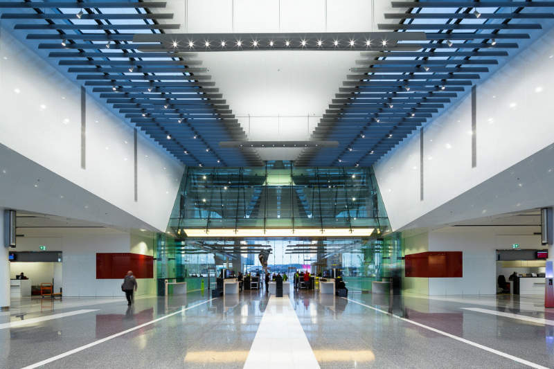 Lindner high-quality solutions for airports
