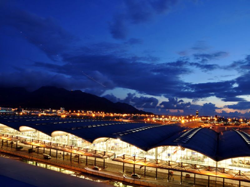 HKIA is the main airport in Hong Kong. Credit: Toyotaboy95 / English Wikipedia.