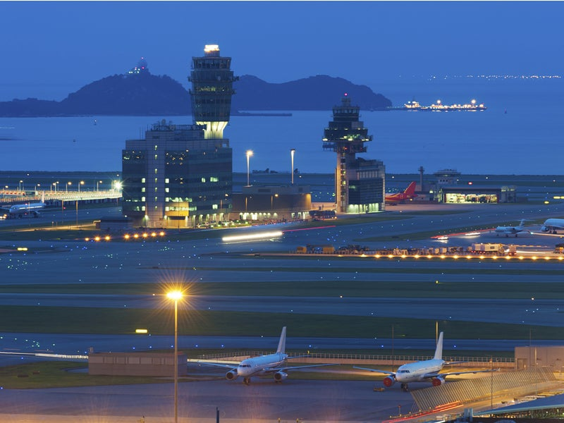 The airport installed two aviation fuel pipelines was completed in April 2018. Credit: Lee Yiu Tung / Shutterstock.