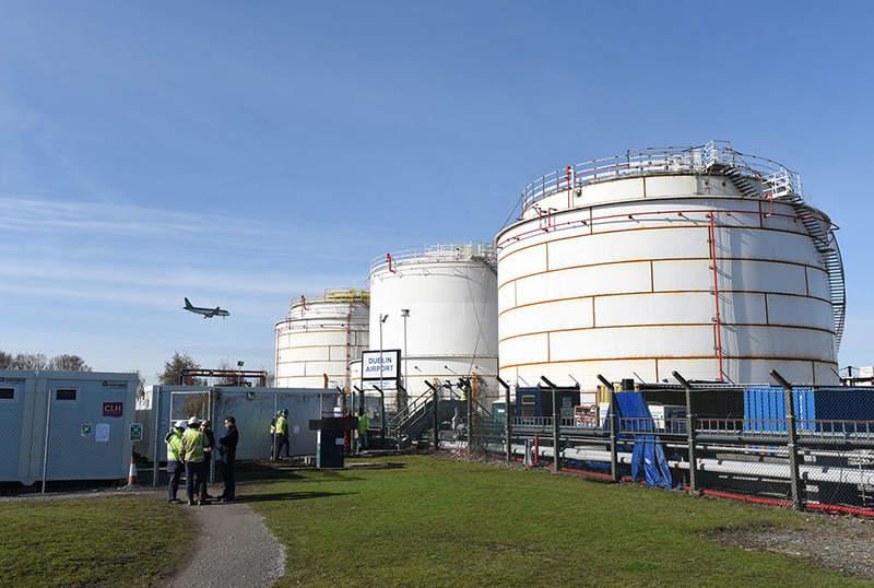 New Fuel Farm At Dublin Airport Boosts Capacity Six Times