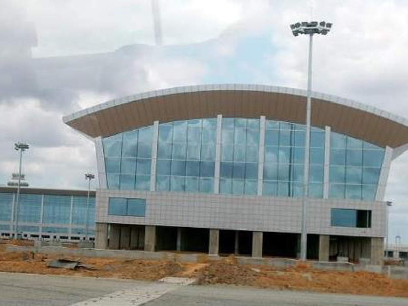 The new Luanda international airport will serve as an alternative to the existing Quatro de Fevereiro Airport in Luanda. Credit: Ministry of Transport (MINTRANS).