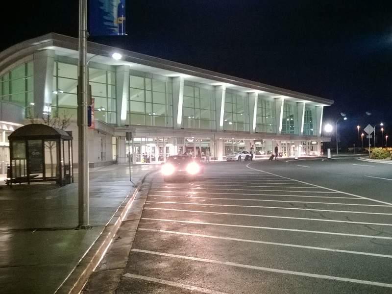 Spokane International Airport is operated by Spokane Airport Board. Credit: Jdubman.