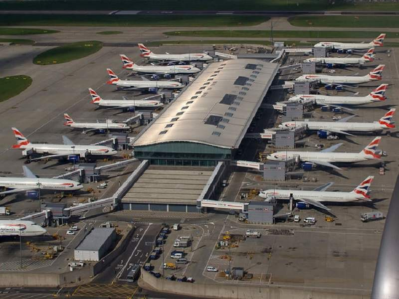 Heathrow Airport third runway