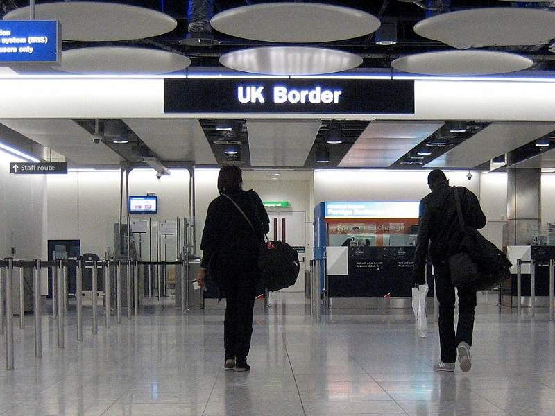 UK border checks