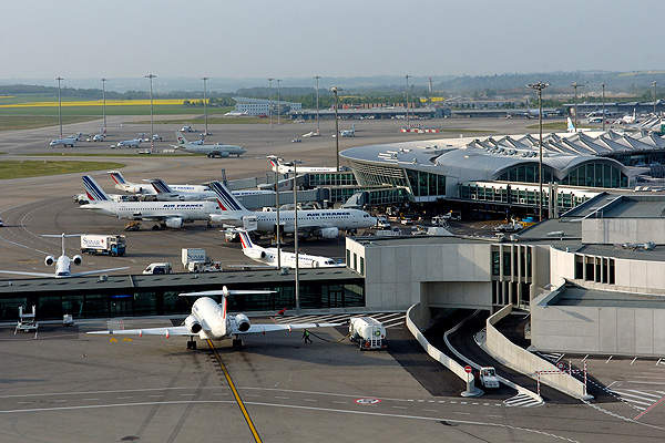 Europe's biggest airports