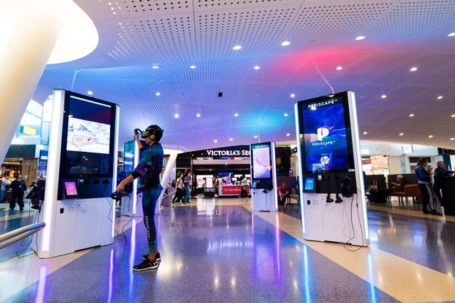 JFK Airport's big push for affordable virtual reality