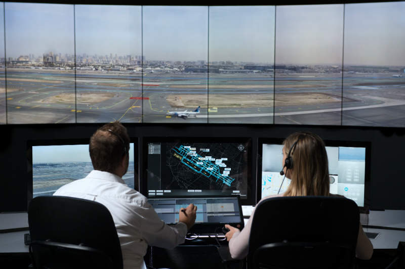 The role of automation in air traffic control