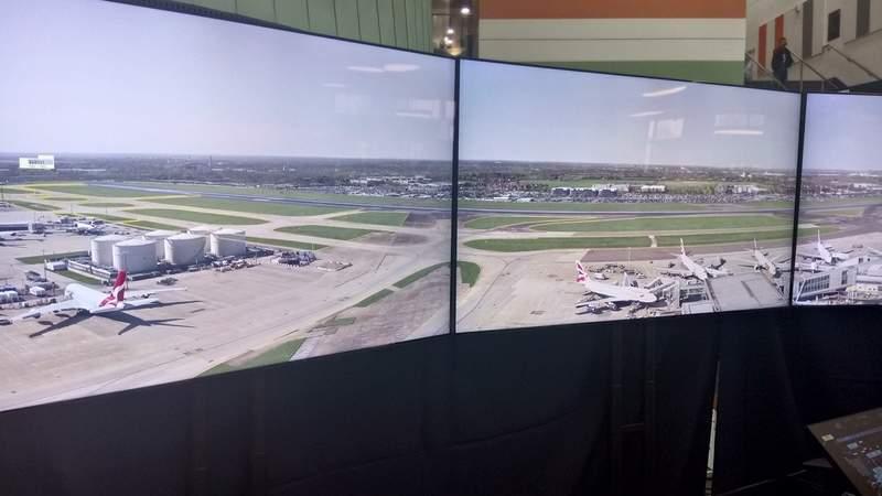 air control centre