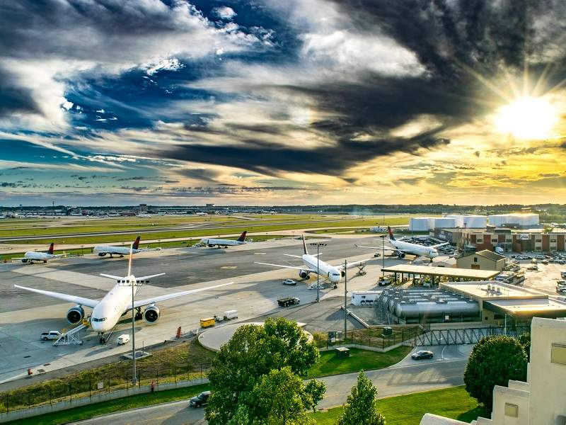 microgrids for airports