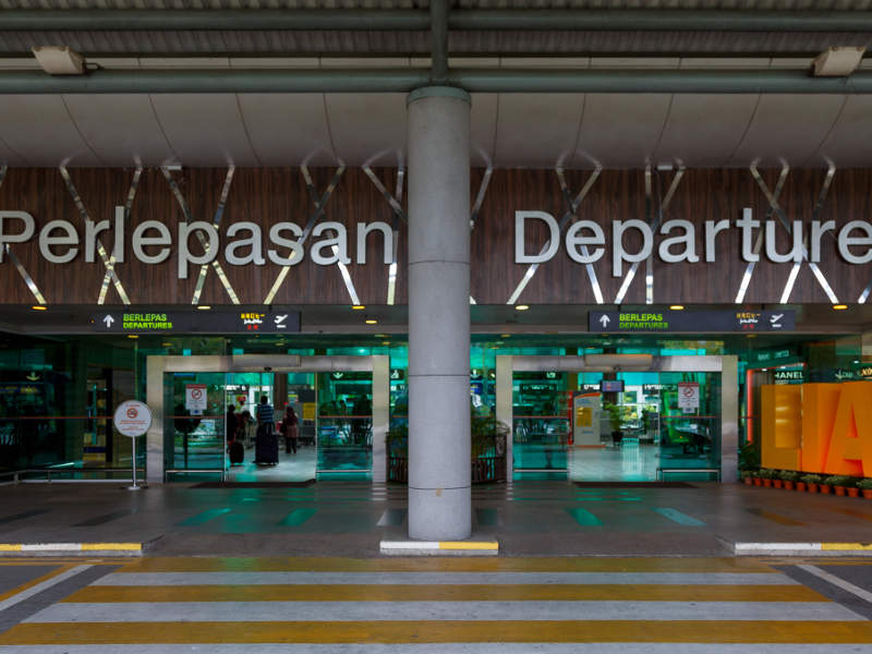 The gross floor area of the passenger terminal has been increased from 15,000m² to 23,000m². Credit: CEphoto / Uwe Aranas.