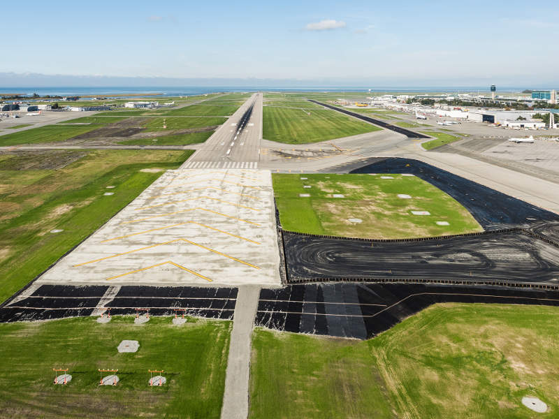Vancouver International Airport Expansion