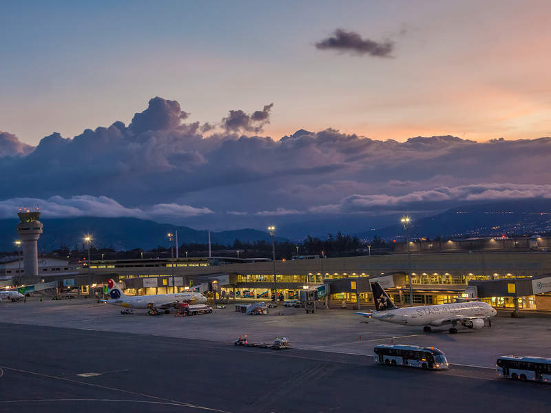 The annual passenger capacity is expected to reach 7.5 million by 2030. Credit: Quito International Airport.