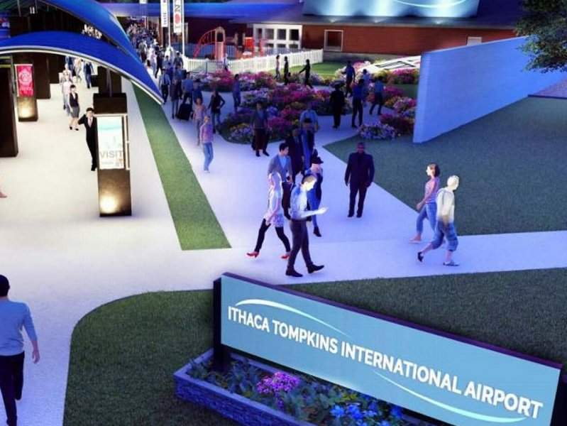 Ithaca Tompkins Airport Expansion