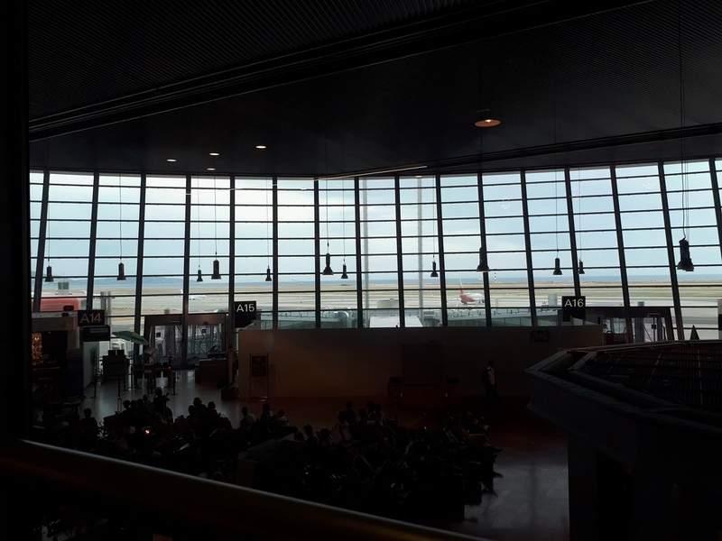 Davao and Kalibo airports