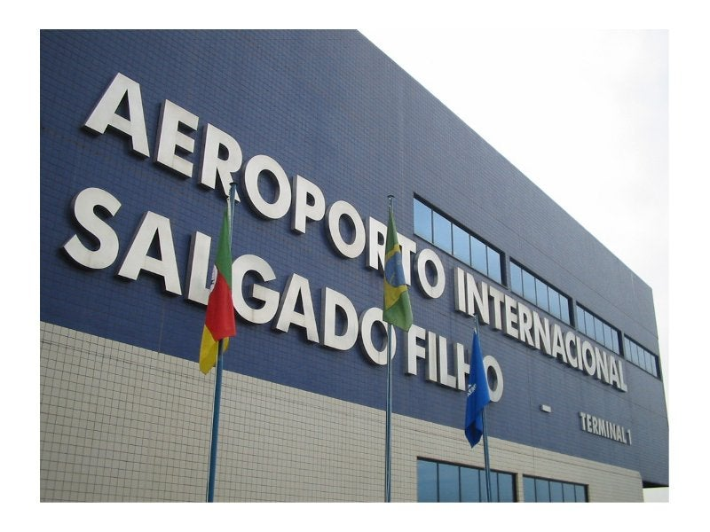 Salgado Filho International Airport Expansion