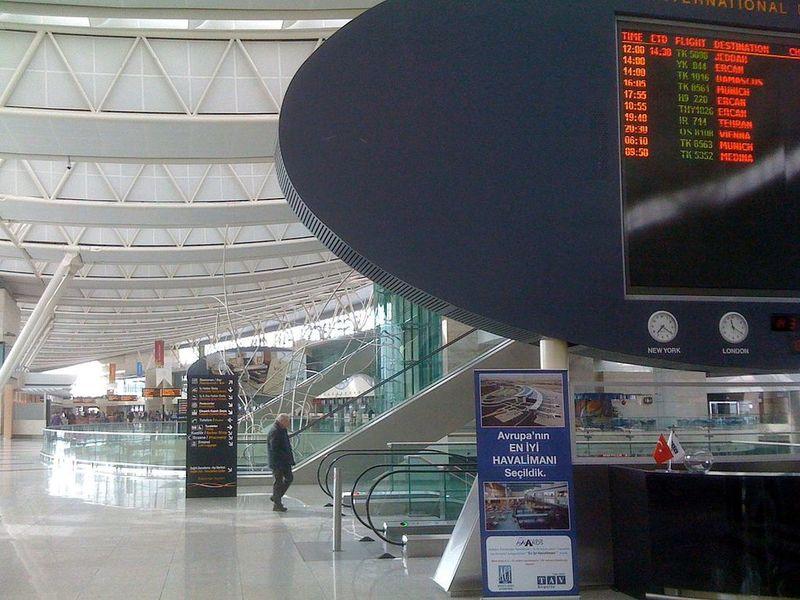 Esenboga Airport