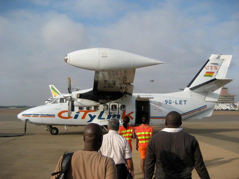 Kumasi International Airport Expansion